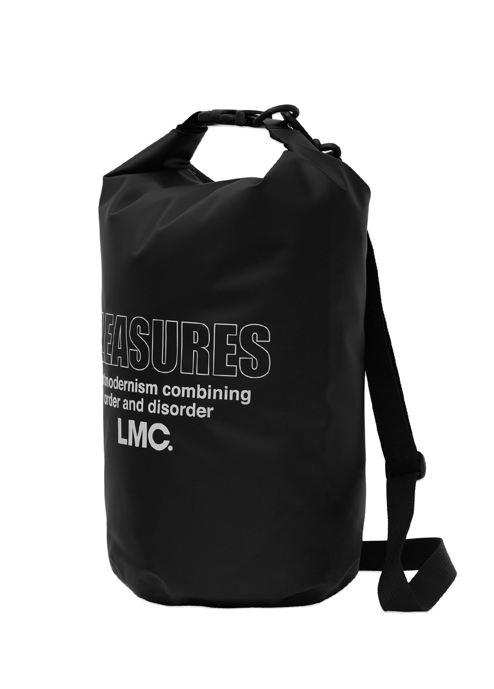 LMC X PLEASURES DRY BAG black