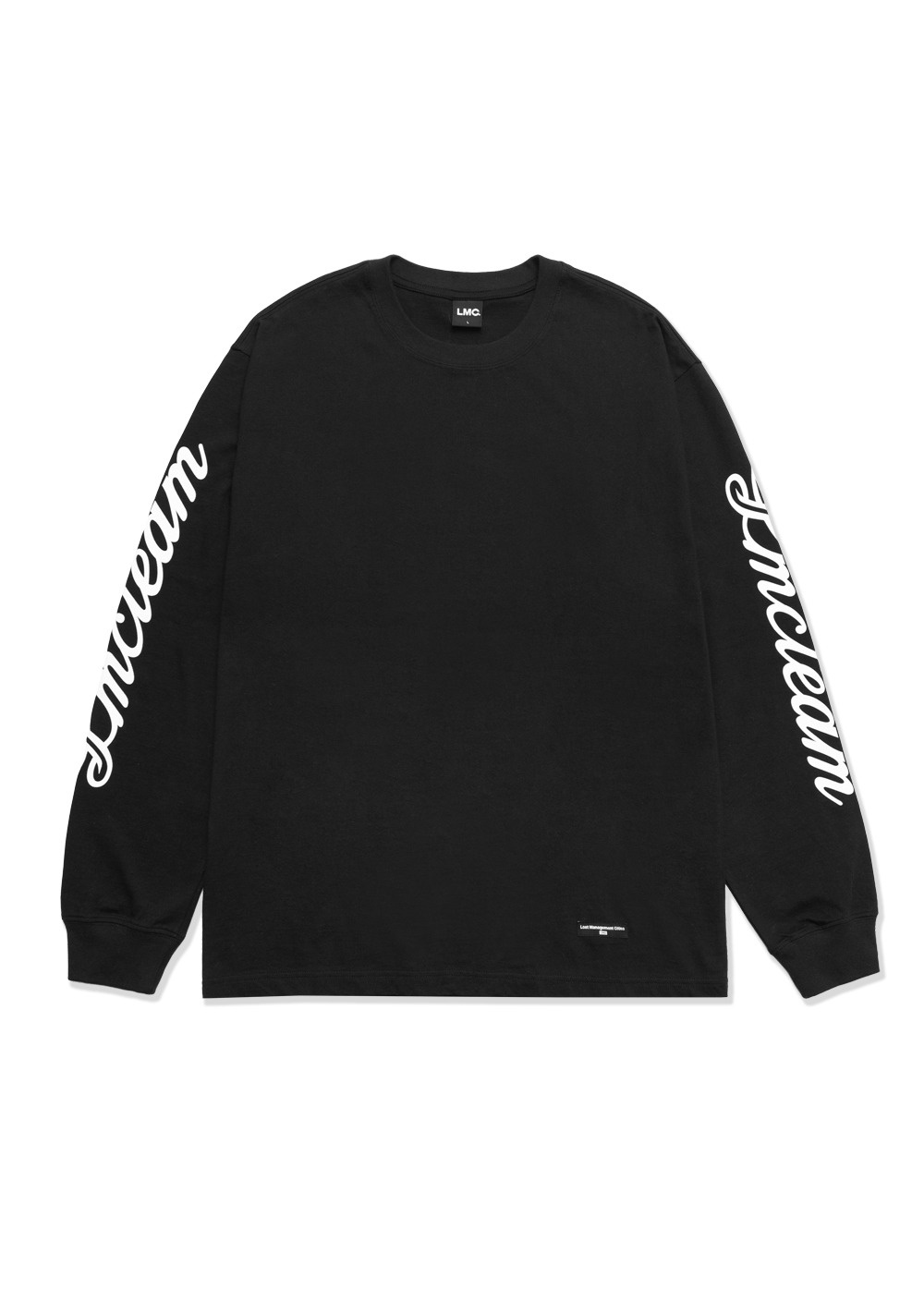 LMC TEAM EARTH LONG SLV TEE black