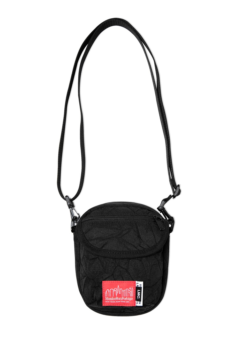 LMC X MANHATTAN PORTAGE HUDSON BAG (SM) black