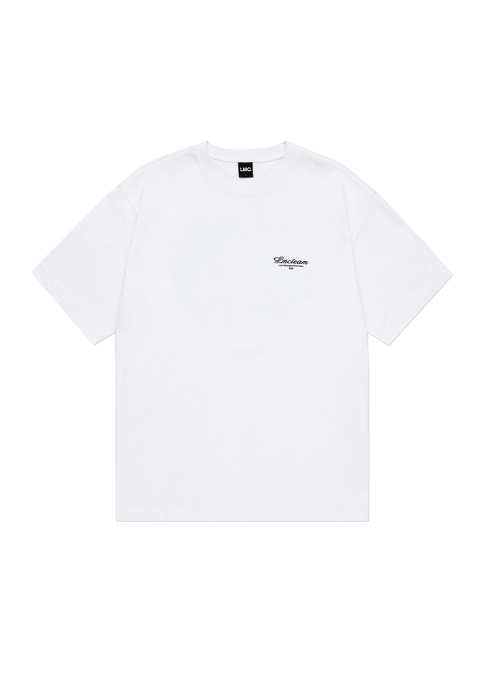 LMC TEAM EARTH ORGANIC TEE white